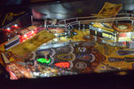 Expo Chicago: Game-of-Thrones Pinball Machine.