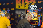 KISS by Stern Pinball.