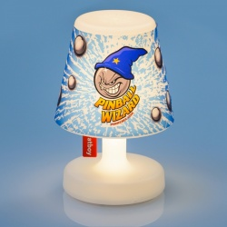 Cooper Cappie Pinball Wizard Lightblue