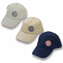 Junior Cotton Cap Low Profile