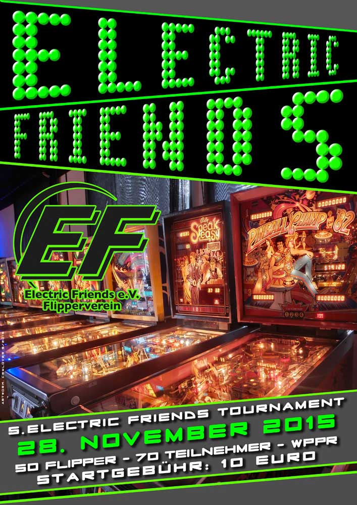 5. Electric Friends Tournament