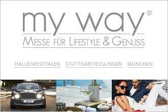 Lifestylemesse bei Gerry Weber in Halle 2015