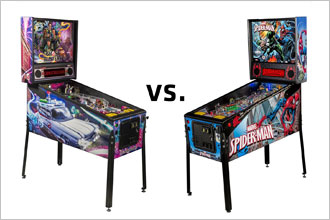 Ghostbusters vs. Spider-Man Special-Event im PINBALL UNIVERSE