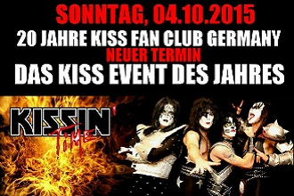 20 Jahre KISS Fan Club Party in der Zeche Bochum