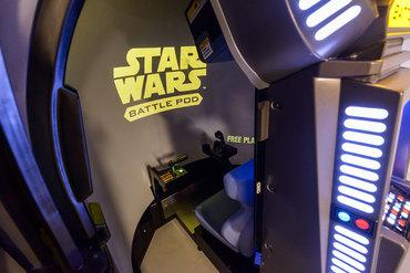 STAR WARS Battle Pod - Im Schalensitz des Kommandanten Platz nehmen