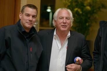 Pinball Expo Chicago: Gary Stern und Daniel Schwarz.