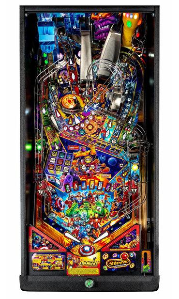 Spielfeld vom Avengers: Infinity Quest Premium