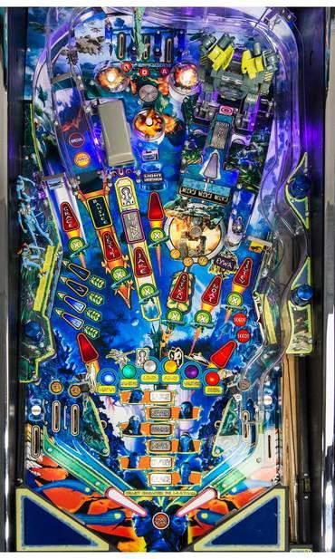 Spielfeld vom Avatar LE