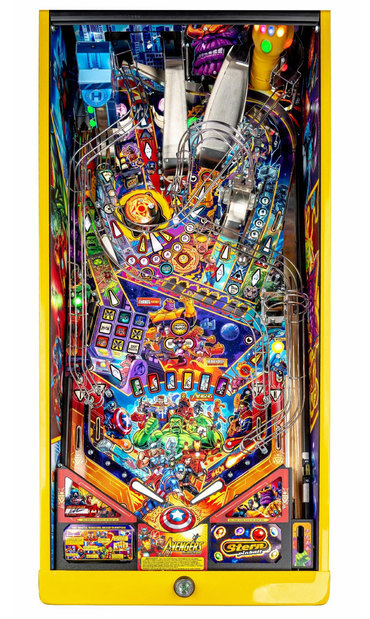 Avengers Infinity Quest LE Spielfeld