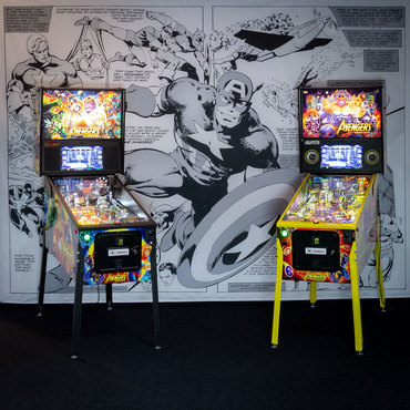 Avengers: Infinity Quest Pro und Limited Edition im Showroom