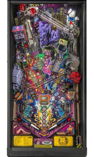 Spielfeld vom Ghostbusters Premium