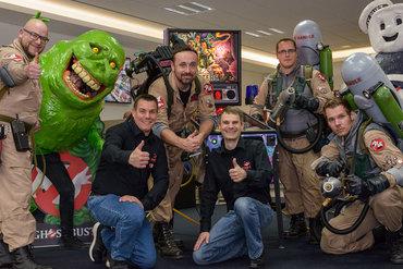 Ghostbusters Niedersachen mit Daniel Schwarz und Andreas Wellensiek