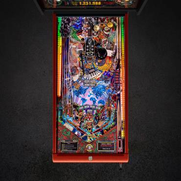 Guns N' Roses Limited Edition (GnR LE) Spielfeld