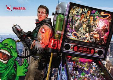 Postkartenmotiv Ghostbusters Pro