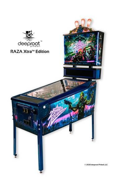 RAZA Xtra Edition Kabinett rechts