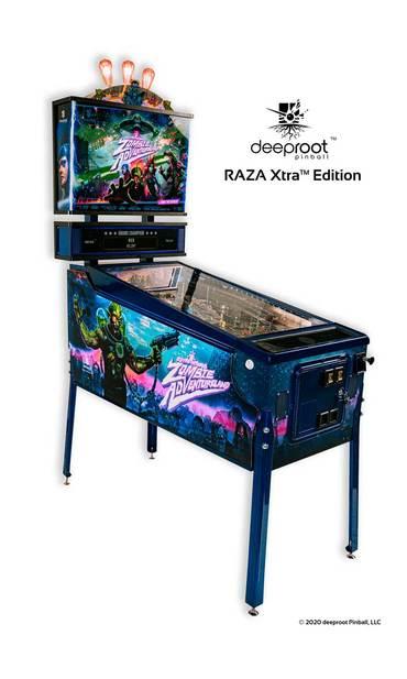 RAZA Xtra Edition Kabinett links