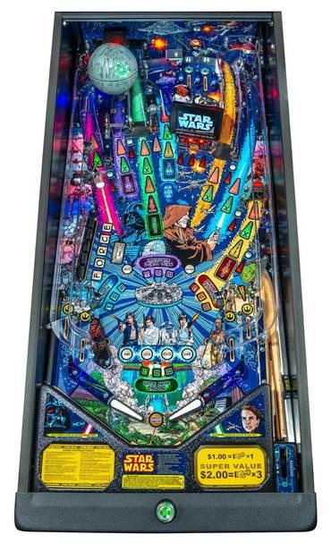 Spielfeld vom Star Wars Comic Art Pro