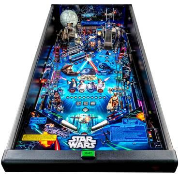 Spielfeld vom Star Wars Pin Home Edition