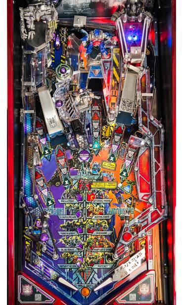 Spielfeld vom Transformers Autobot LE