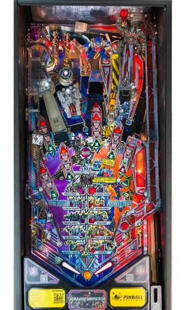 Spielfeld vom Transformers Pro