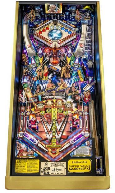 Spielfeld vom WrestleMania (WWE WM) LE