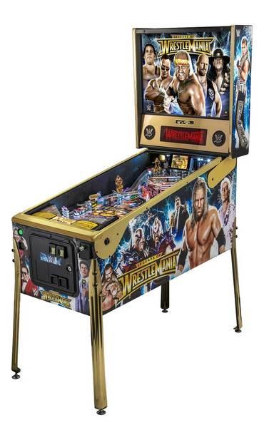 WrestleMania (WWE WM) LE