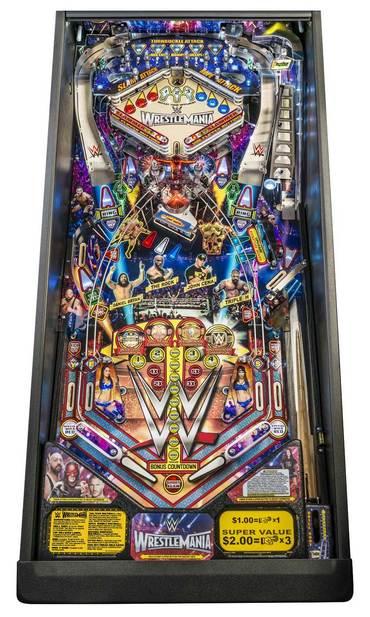 Spielfeld vom WrestleMania (WWE WM) Pro