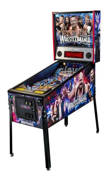WrestleMania (WWE WM) Pro