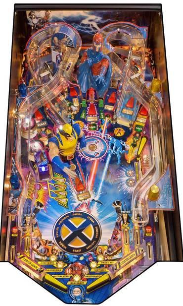 Spielfeld vom X-Men Pro