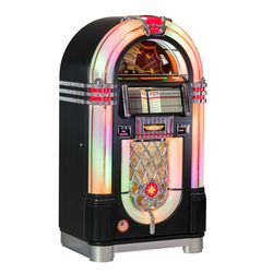 CD Bubbler Jukebox Black