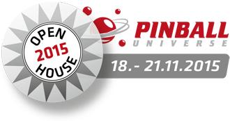 Open House 2015 vom 18. bis 21. November 2015