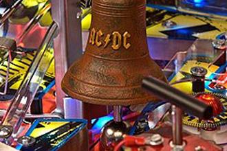 AC/DC ist der nächste Stern Pinball