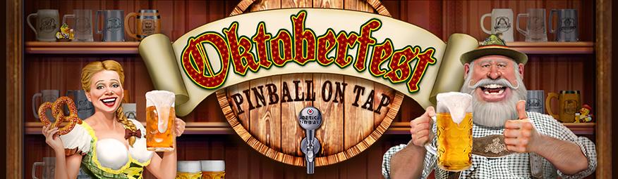 Nächster American Pinball: Oktoberfest