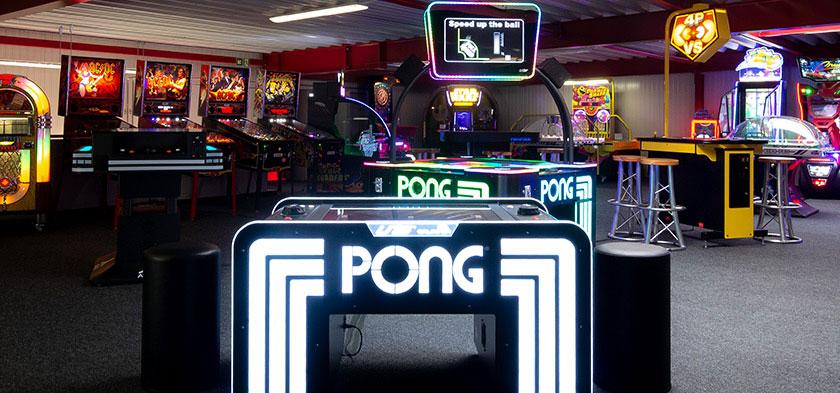 Atari PONG Tables