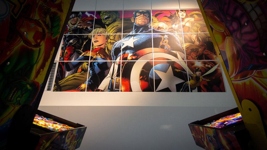Jetzt Probespielen: Avengers Infinity Quest Pro und LE