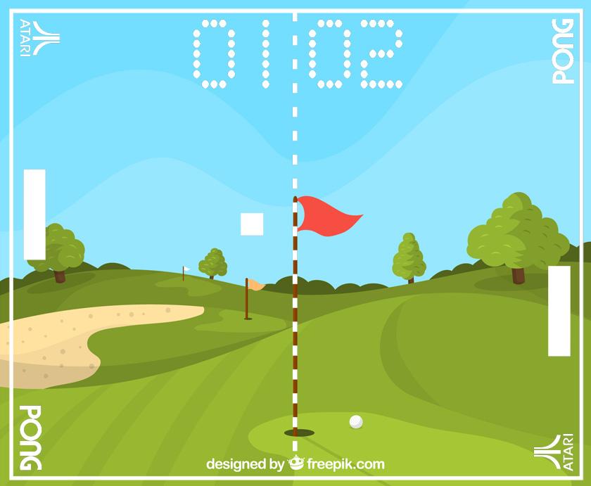 Pong meets Golf - Hanse Golf 2019