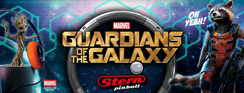 Guardians of the Galaxy Stern Pinball Pro, Premium und Limited Edition LE