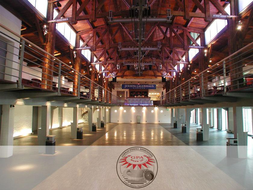 GPO 2018 - GPA Frühjahrsconvention 2018 in Jensens Lagerhaus Hamburg