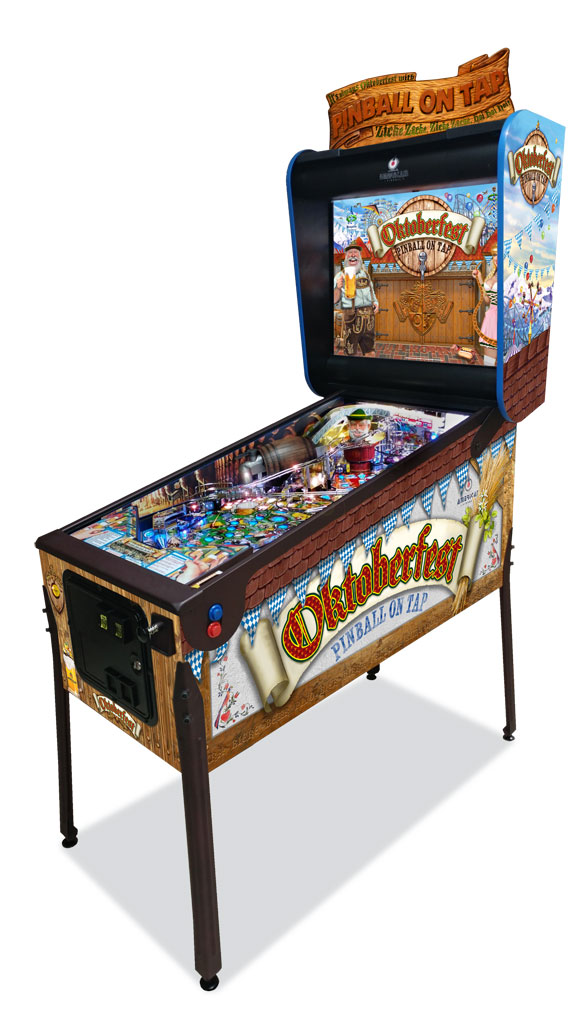 Oktoberfest American Pinball