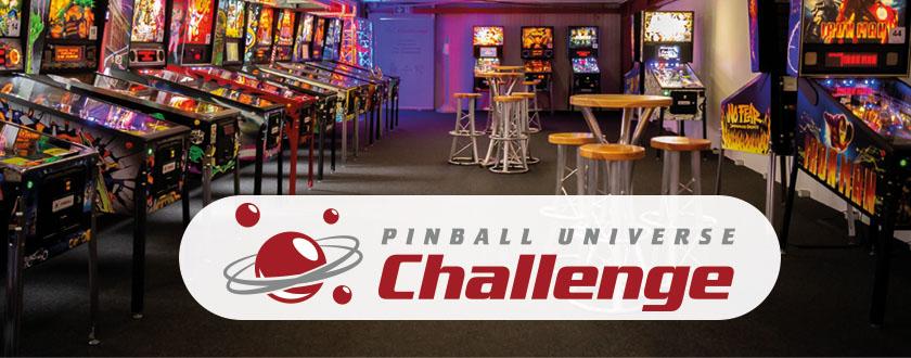 PU Challenge: Flippersport Events in der Allstars-Area
