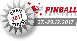 Open House 2017 im PINBALL UNIVERSE