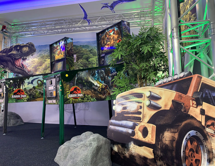 Jurassic Park Limited Edition (LE) im Showroom