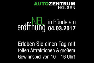 Aktionstag am Autozentrum Holsen