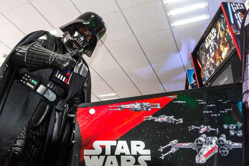 Star Wars 2017 - Stern Pinball