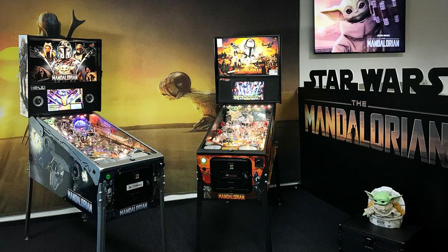 The Mandalorian Pro und LE im Showroom!