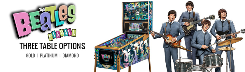 Nächster Stern Pinball: The Beatles Beatlemania