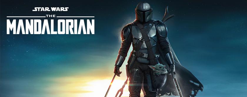Coming next: The Mandalorian!