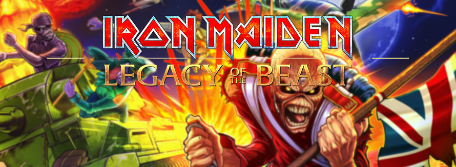 03/2018: Iron Maiden Legacy of the Beast (IMD)