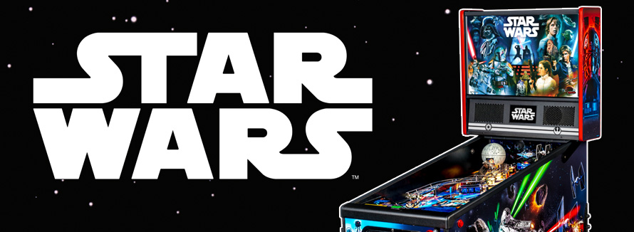 07/2019: Star Wars Pin Home Edition